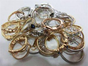 金プラチナ 宝飾品