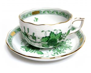 ヘレンド インドの華 カップ&ソーサー
