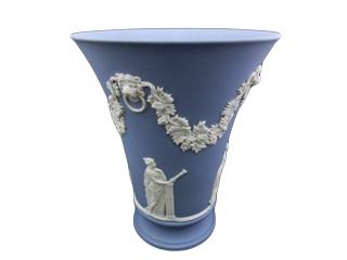 ウエッジウッド  ジャスパー  花瓶