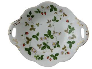 ウエッジウッド  ワイルドストロベリー  プレート 皿