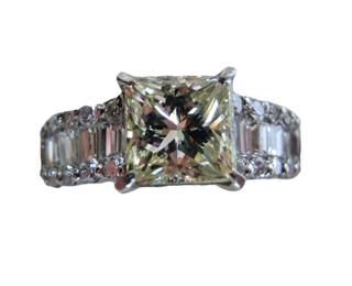 ダイヤモンドリング