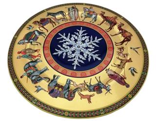 ベルサーチ  プレート 皿