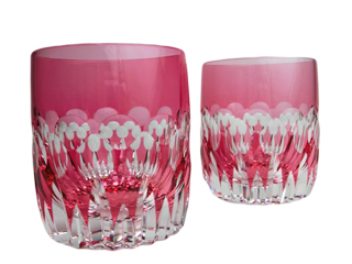 カガミ クリスタル  ロックグラス