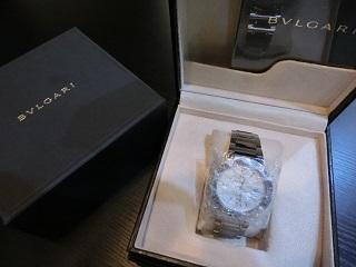 ブルガリブルガリ 時計