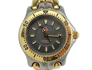 タグホイヤー  プロフェッショナル200 時計