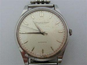 インターナショナル・  ウォッチ・カンパニー  3針自動巻き メンズ時計