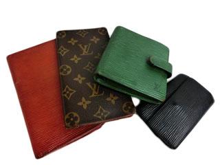 ルイヴィトン 財布など ジャンク
