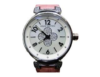 ルイヴィトン タンブール 腕時計