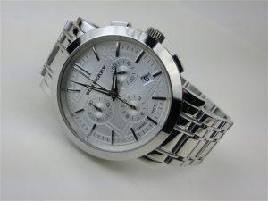 バーバリー  クロノグラフ BU1372  クォーツ メンズ 腕時計