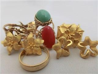 金プラチナアクセサリー 宝石