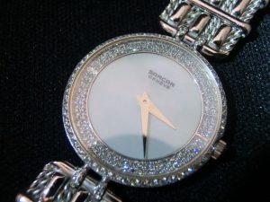 サーカー 宝飾時計