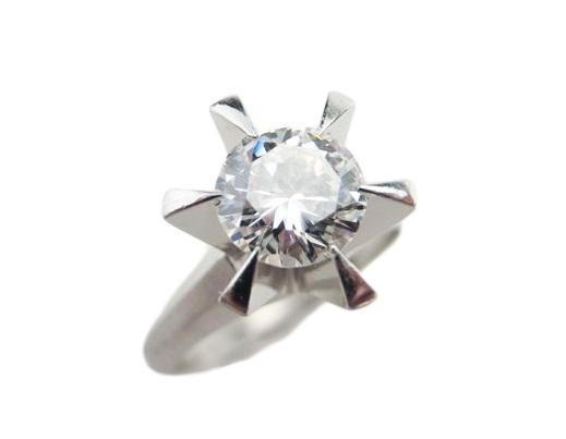 ダイヤモンドリングをお買取りさせて頂きました!
