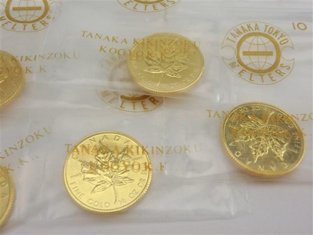 メープルリーフ金貨
