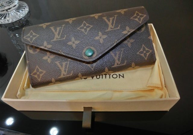 ブランド品からルイヴィトン  モノグラム ポルトフォイユ ジョセフィーヌ をお買取りさせて頂きました!