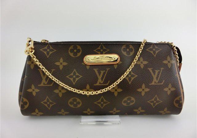 ブランド品からルイヴィトン  モノグラム  エヴァ ショルダーバッグをお買取りさせて頂きました!