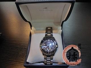 カシオ オシアナス マンタ 腕時計OCW-S1050をお買取りさせて頂きました!