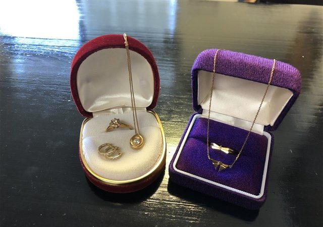 吉野郡吉野町のお客様より、金/プラチナ/ダイヤの貴金属をお買取りさせて頂きました。