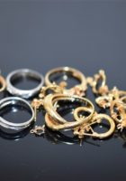 金、プラチナなど貴金属
