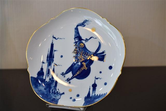 西洋陶磁器からマイセン 2013年 アニュアルプレートをお買取りさせて頂きました!